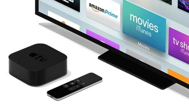 Amazon Prime Video su Apple TV