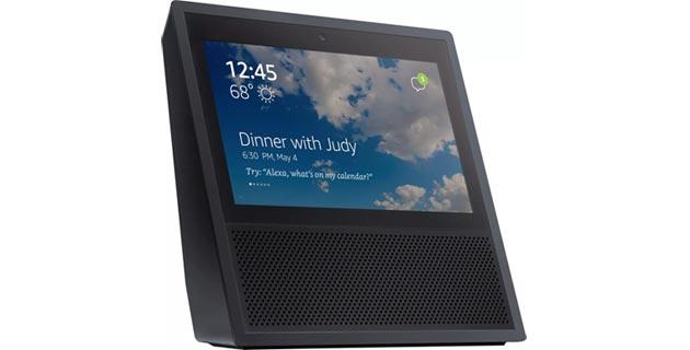 In arrivo Echo Show, il nuovo assistente digitale da tavolo di Amazon