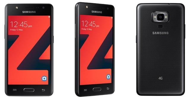 Samsung Z4 ufficiale con Tizen OS 3