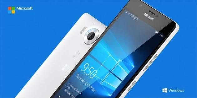 Foto Microsoft rilascia Windows 10 Mobile April 2018