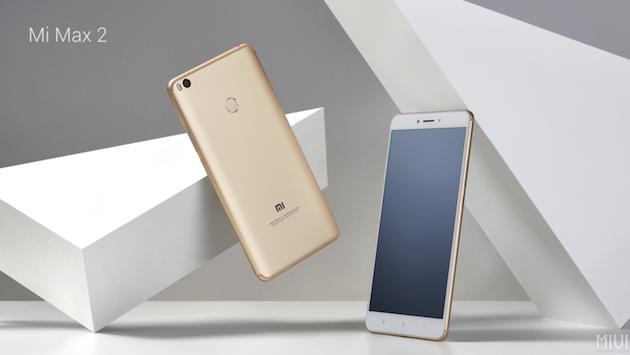 Xiaomi Mi Max 2 disponibile in preordine a prezzo scontato