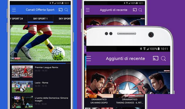 Now TV su Chromecast, arrivato il supporto ufficiale