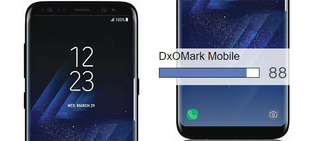 Galaxy S8, fotocamera valutata come quella di S7 da DxOMark
