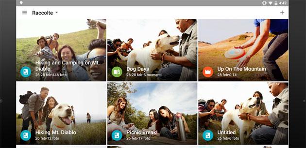 Google Foto introduce funzione Archivio