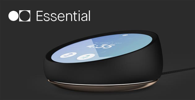 Essential Home, assistente intelligente domestico che sfida Amazon Echo e Google Home