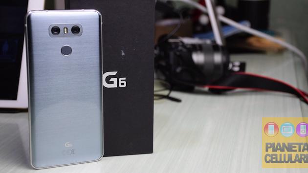 Recensione LG G6, la doppia fotocamera ha un senso