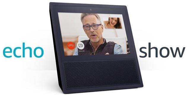 Amazon Echo Show, altoparlante con display touch e Alexa