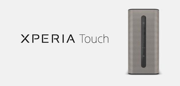 Sony Magic Touch, il proiettore interattivo Android disponibile in Europa