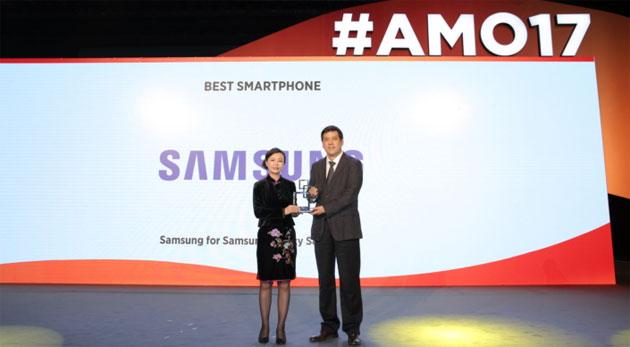 Galaxy S8 e S8+ nominati Migliori Smartphone al MWC Shanghai 2017