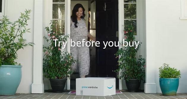 Amazon Wardrobe fa provare vestiti e scarpe prima di acquistarli negli USA