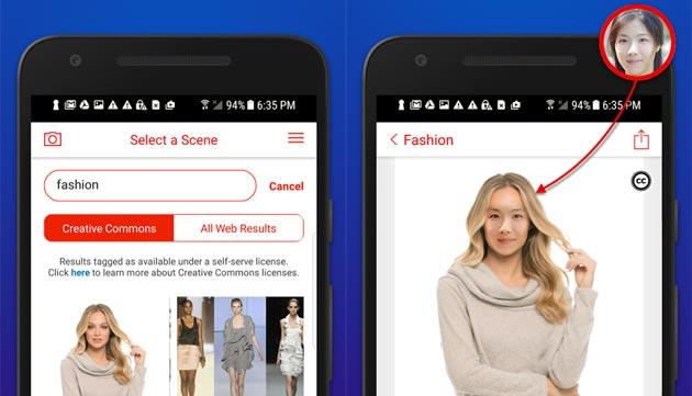 Face Swap, app Microsoft per divertirsi coi volti nelle foto