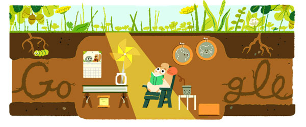 Google Doodle festeggia il Primo giorno di Estate 2017