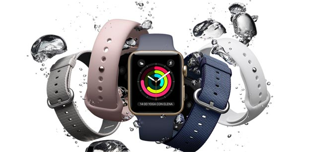 Wind, Apple Watch Series 2 disponibile con Home and Life