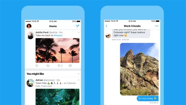 Twitter 7.0 su iOS introduce nuovo look