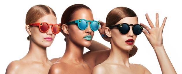 Spectacles 2 ufficiali con fotocamera migliore, nuovo design e condivisione in HD quattro volte piu' veloce