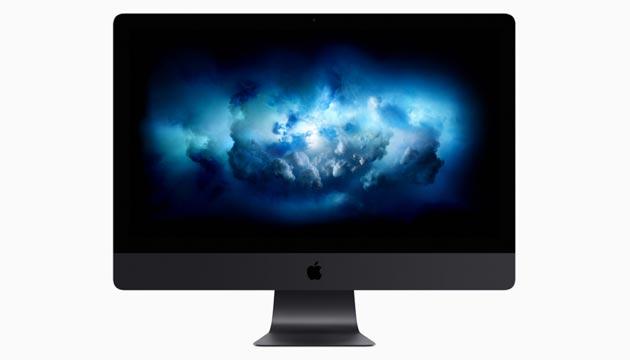 Apple presenta iMac Pro, il Mac più potente di sempre