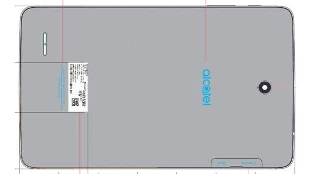 Alcatel Pixi 5, presunto nuovo tablet certificato FCC