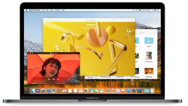 Apple MacOS High Sierra disponibile. Punta su tecnologie avanzate per archiviazione, video e grafica