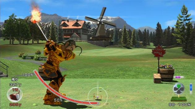Sony entra nel mercato dei giochi mobile con un titolo di Everybody's Golf