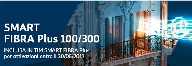 TIM Smart Fibra Plus 100-200-300, Guida alle Opzioni TIM per navigare fino a 300 Megabit in download