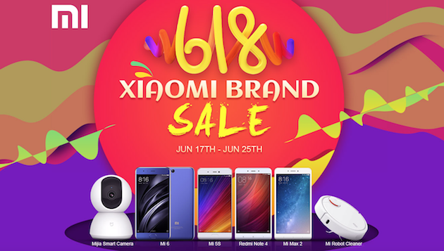 Xiaomi, tantissimi prodotti in sconto fino al 25 Giugno