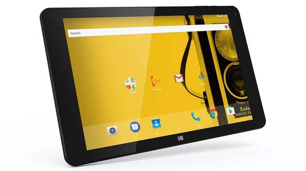Archos annuncia due tablet con marchio Kodak, da 7 e 10 pollici con Android 7 Nougat