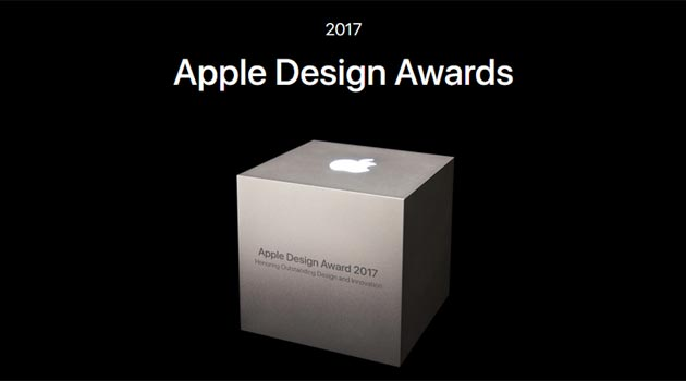 Apple Design Awards 2017, due App italiane premiate