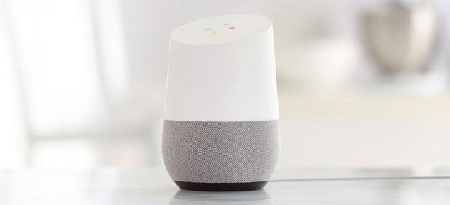 Google Home, arrivato supporto Bluetooth