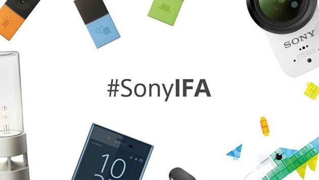 Sony a IFA 2018 tiene conferenza stampa il 30 agosto: cosa aspettarsi