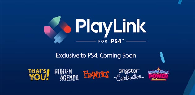 Sony PlayLink, app per giocare su PS4 da smartphone o tablet Android o iOS