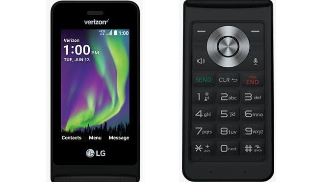 LG Exalt LTE, telefono Android a conchiglia da meno di 200 dollari