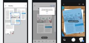 Adobe Scan, app per Scansionare Documenti e Foto da Smartphone e Tablet