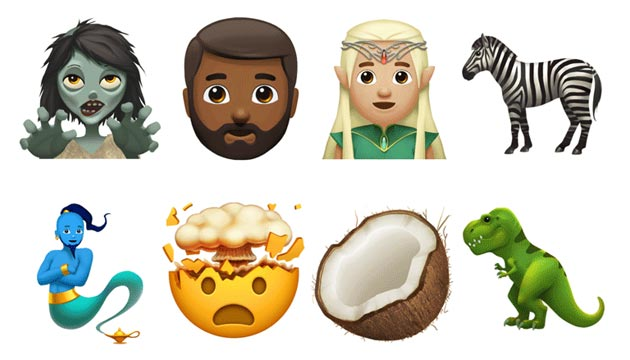 Apple anticipa nuove emoji per il World Emoji Day 2017