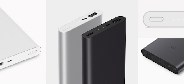 Xiaomi Mi Power Bank 2 con Quick Charge 3.0 in sconto