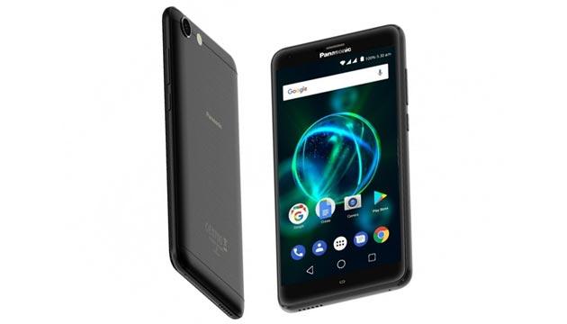 Panasonic P55 Max, smartphone Android 7 Nougat con batteria da 5000mAh