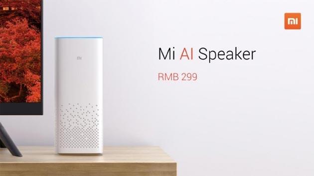 Xiaomi Mi AI Speaker, altoparlante intelligente