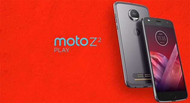Moto Z2 Play, lo smartphone modulare Motorola in Italia
