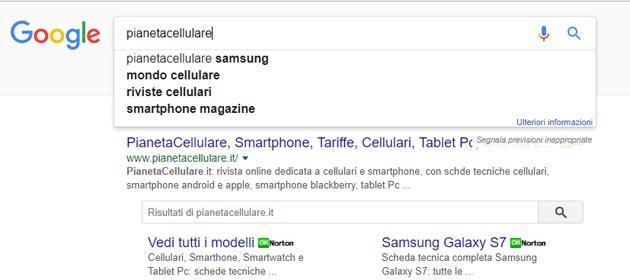Google toglie i risultati automatici delle Ricerche Istantanee