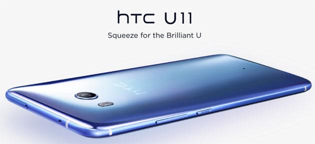 HTC U11, supporto Bluetooth 5.0 e registrazione Video 1080p 60fps arrivato con aggiornamento software