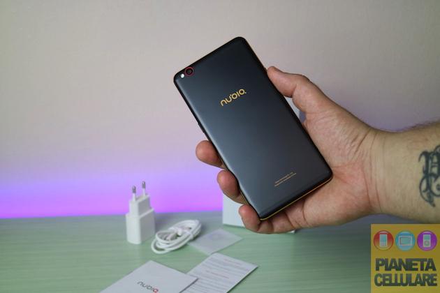Recensione Nubia M2 Lite, Android con camera anteriore da 16 megapixel