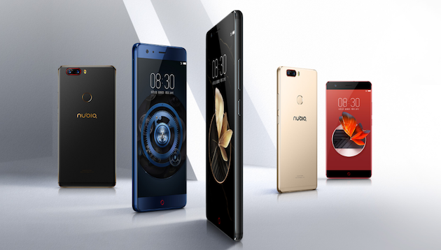 Nubia Z17 disponibile ed in sconto