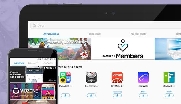 TIM, come pagare sul Samsung Galaxy Apps Store col credito telefonico