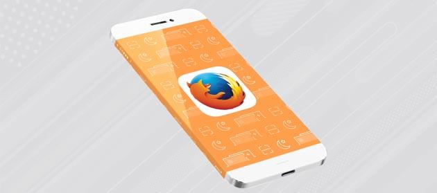 Firefox 8.0 per iOS introduce modalita' notturna, scanner codici QR e altro