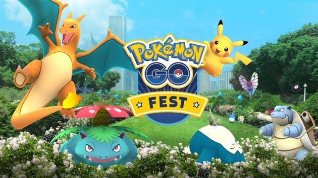 Pokemon GO Fest, il primo evento si chiude tra problemi di rete e bug di gioco