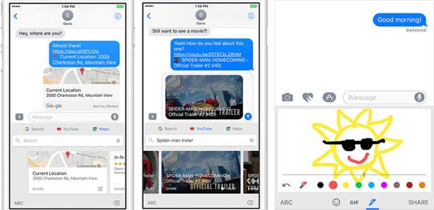 Google Gboard per iOS integra Maps, YouTube e strumenti di disegno