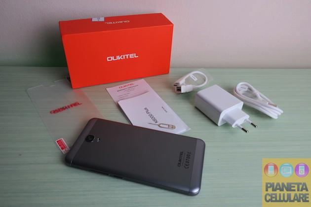Recensione Oukitel K6000 Plus, fascia media con ottima batteria