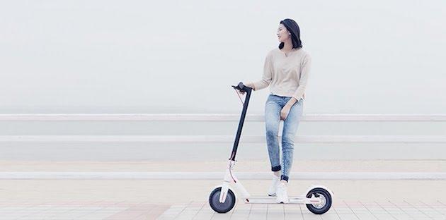 Scooter elettrico XIAOMI M365 in sconto di 165 dollari