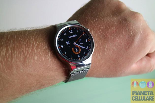 Recensione Huawei Watch con Android Wear 2.0, una nuova vita