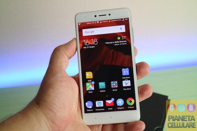 Recensione Xiaomi Redmi Note 4 Internazionale Snapdragon con 4 GB di RAM