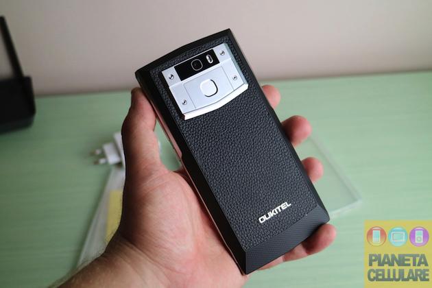 Recensione Oukitel K10000 Pro, batteria da 10000 mAh